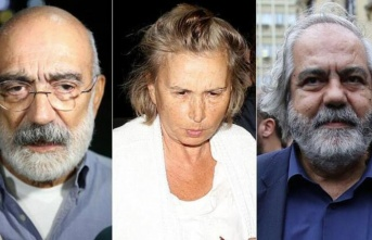 Ahmet Altan ve Ilıcak'a red